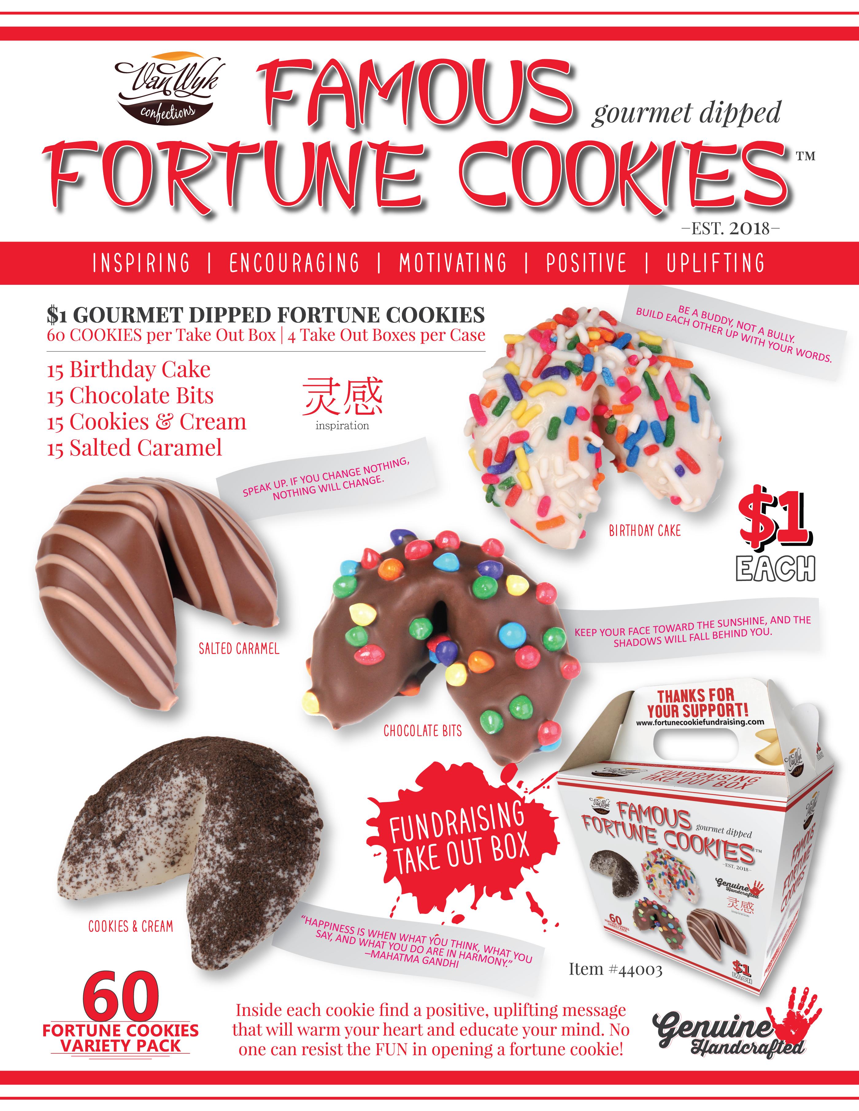 Fortune Cookies Brochure