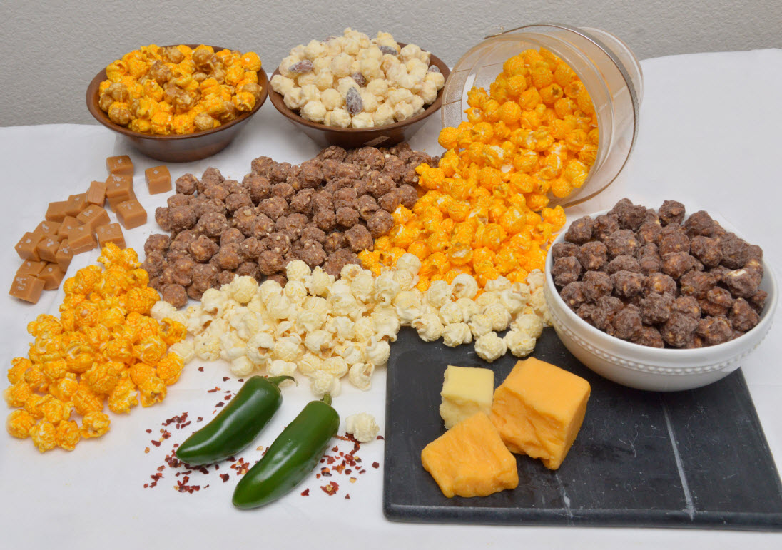 Thumbnail picture of Gourmet Popcorn